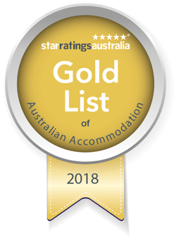Crows Nest Motel is 2018 Gold List Achiever