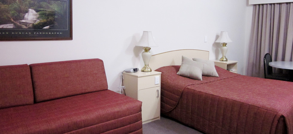 All rooms at Crows Nest Motel are non-smoking, air-conditioned and have free Foxtel