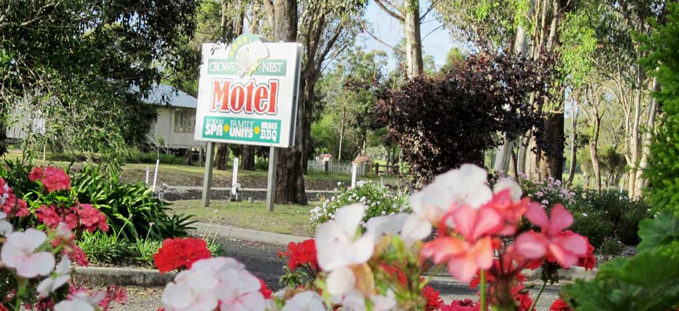 At Crows Nest Motel we have all the little extras you expect from a family owned business